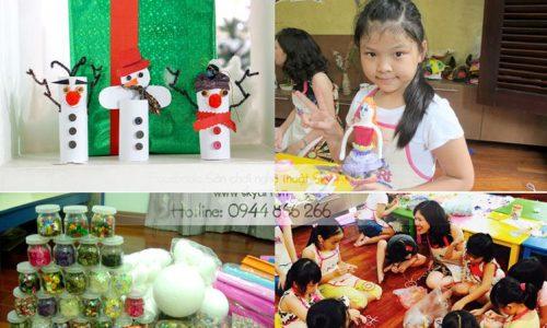 Lớp học Handmade (từ 6 tuổi).