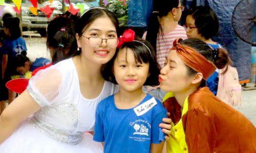 Vui tết Trung Thu 2019