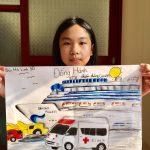 Hà Linh – Cô bé giành hai giải của trường trong ngày nghỉ dịch